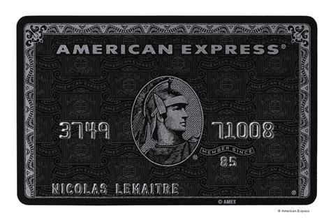 how to make american express card amex centurion american black card express