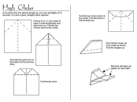 origami glider plane 17 best images about paper planes on flies