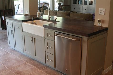 portable kitchen island with sink best 25 kitchen island with sink ideas on kitchen island sink sink in island and