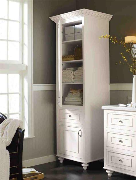 White Bathroom Storage Cabinets by Bathroom Linen Storage Cabinets Home Furniture Design