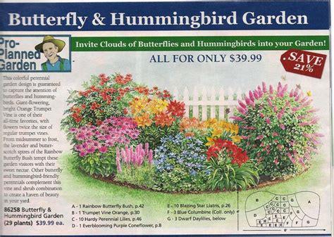 butterfly garden layout garden plan from michigan bulb co for a butterfly garden