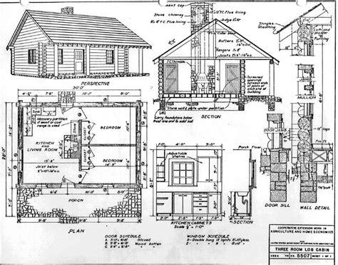 free cabin blueprints free blueprint quality 3d models