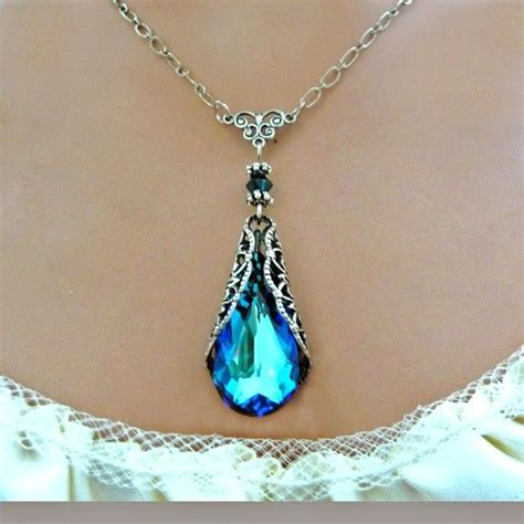crystals jewelry 25 best ideas about swarovski necklace on