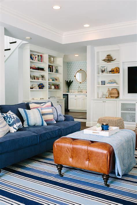 blue sofa in living room interior design ideas chan interiors home bunch