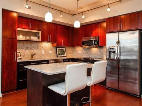 cherry kitchen cabinets 23 cherry wood kitchens cabinet designs ideas