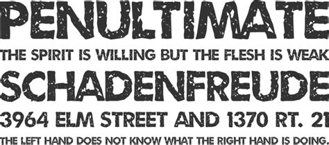 free rubber st font umbrage font free by vic fieger font squirrel