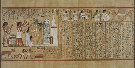 pictures of the book of the dead file book of the dead of hunefer sheet 5 jpg wikimedia
