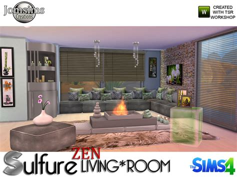 zen living room jomsims sulfure zen living room