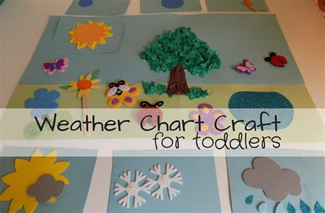weather craft for weather chart craft for toddlers socks and lollipops