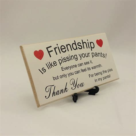 gifts for your friends best friend gift sign birthday present friendship gift