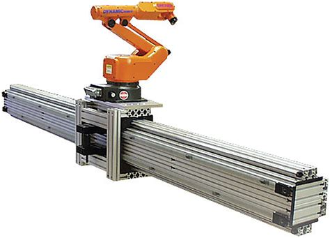 Alternatives To Framing designing seventh axis linear motion tracks for robotic