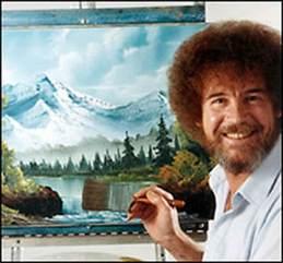 bob ross painter the king of the canvas bob ross returns npr