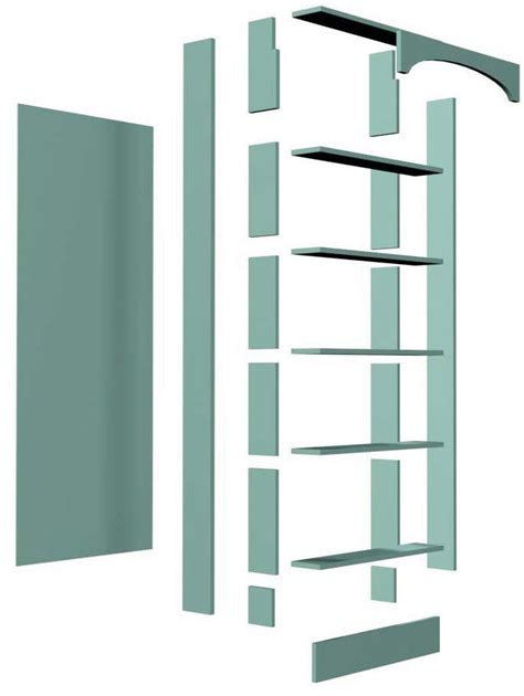 bookcase plans with doors popular woodworking get free plans to build sheds