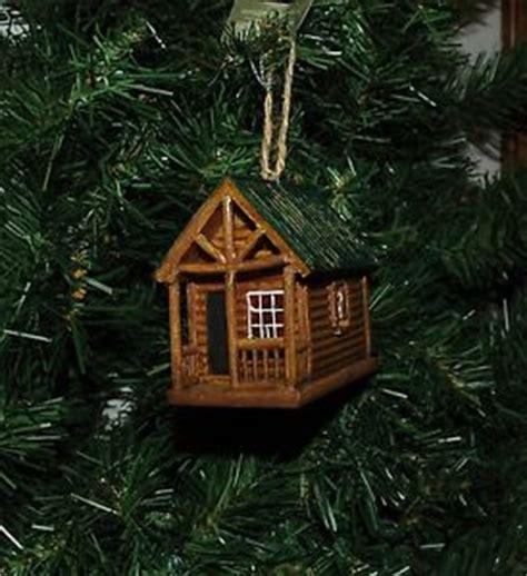cabin ornaments cabin ornaments ebay