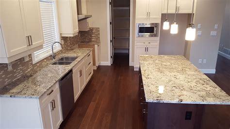 granite countertops for white kitchen cabinets top 25 best white granite colors for kitchen countertops