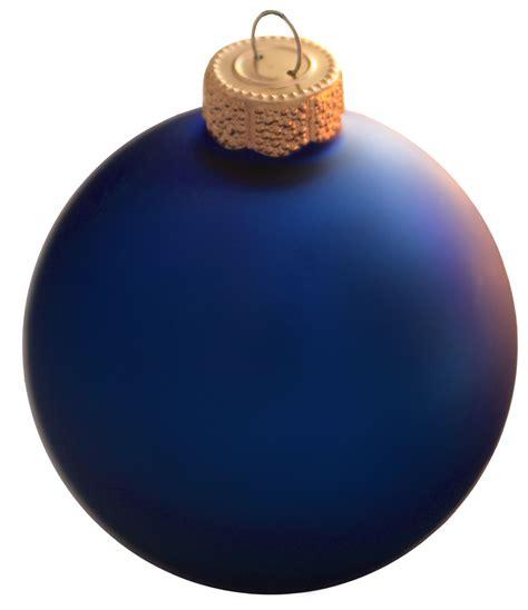 blue ornaments balls cobalt blue glass ornament