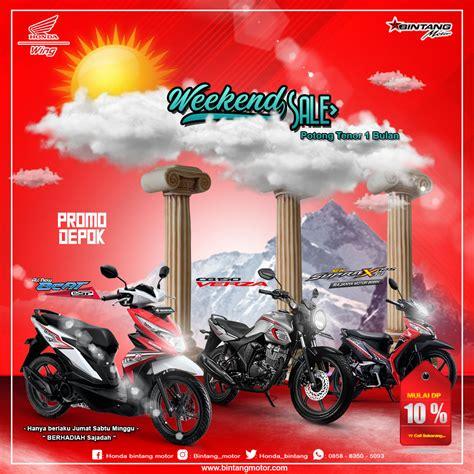 Pcx 2018 Depok by Promo Bintang Motor Depok Juni 2018 Honda Bintang Motor