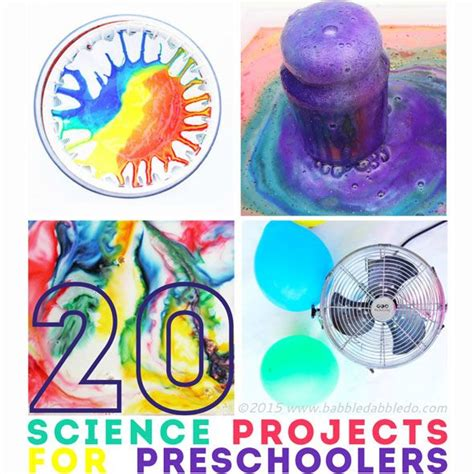 science crafts for 17 best images about kindergarten experiments on