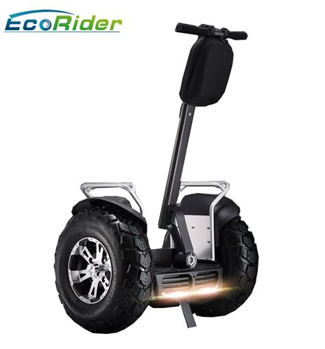 Electric Motor Balancing by Ecorider Two Wheels Balance Electric Scooter With Ce