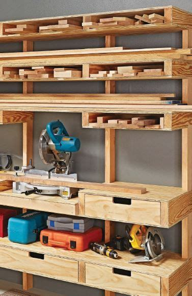 woodworking space space saving ideas to make the most of a small shop fill