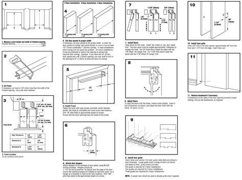how to install sliding closet doors on tracks tutorial on hanging closet sliding doors home guides