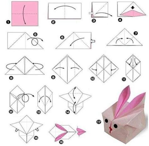origami up bunny 15 best images about origami on origami birds