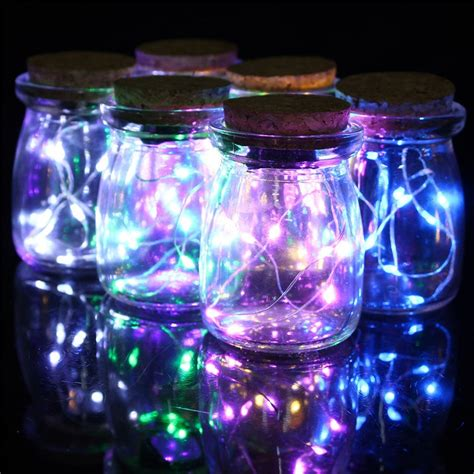 how to make lights in a jar 40 light decorations in a jar all about