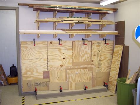 woodworking storage woodwork wood storage ideas for a woodworking shop pdf plans