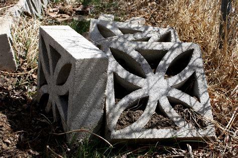 decorative concrete blocks for garden walls houseofaura decorative concrete blocks for garden