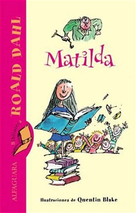 matilda pictures from the book matilda cover roald dahl fans