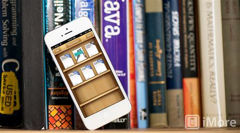 iphone picture book how to organize books into collections with ibooks for