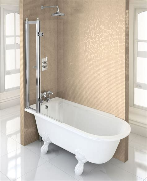 roll top bath and shower 35 burlington bathrooms in stock and available at