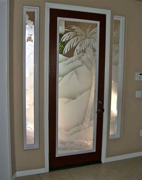 Custom Made Kitchen Cabinet Doors glass doors frosted glass front entry doors palms 2d
