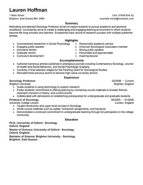 professor resume examples education resume samples