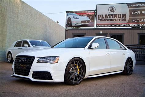 Audi A4 Rims by Montana S White Audi A4 With Gray Rims Cars And
