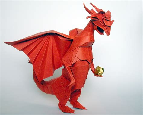 origami dragons 20 creative origami designs