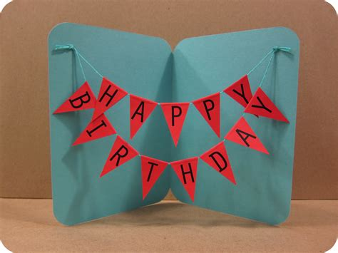 make birthday card birthday card create easy how to make a birthday card