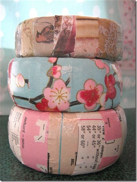 how to decoupage how to decoupage wooden bangle bracelets