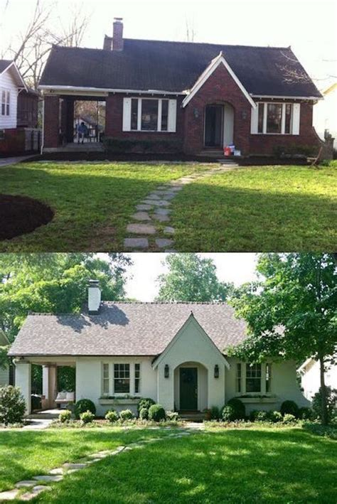 before and after small home curb appeal 8 stunning before after home updates