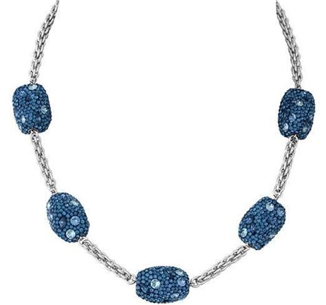 7 Stunning Swarovski Necklace Designs That Ll Leave You