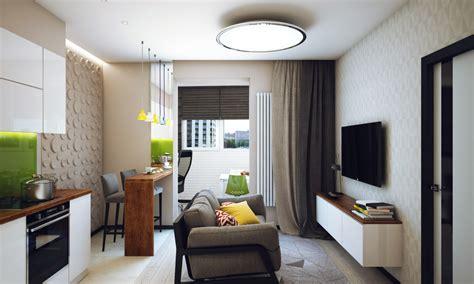 one bedroom interior design ideas lavorare da casa l appartamento perfetto