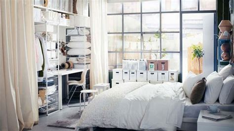 ikea small bedroom design ideas furniture storage solutions for small spaces with ikea
