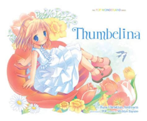 thumbelina picture book pop series thumbelina picture book color