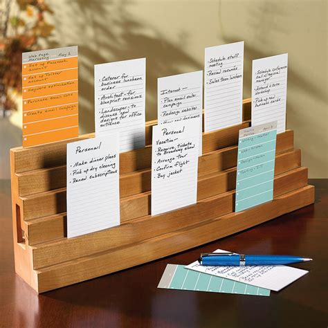 how to make photo note cards note card bleachers index card organizer 3 x 5 card