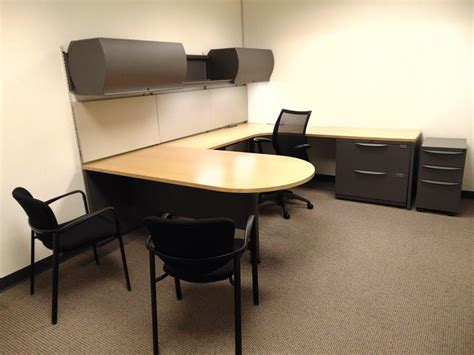 used office furniture desks new 25 haworth office furniture decorating inspiration of