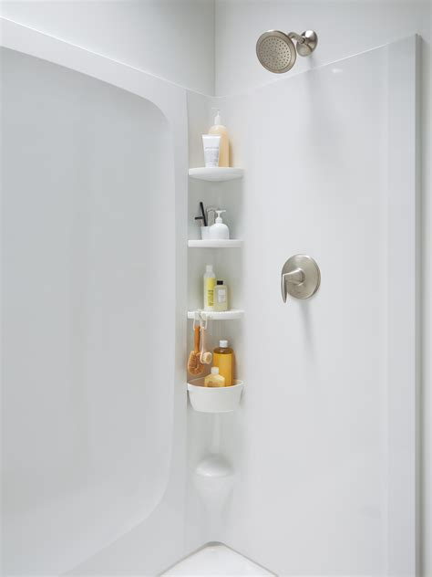 sterling bathroom showers sterling bathroom showers sterling finesse 30 1 4 in x
