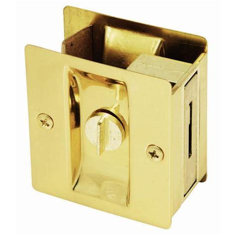 design house hardware for doors design house polished brass pocket door privacy hardware