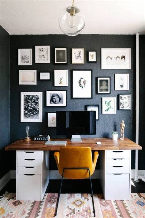 small space home decor best 25 modern office desk ideas on workspace