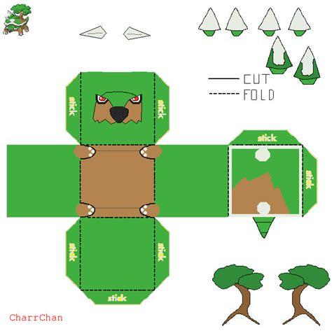 how to make origami bulbasaur torterra papercraft by charrchan d6yii9r jpg