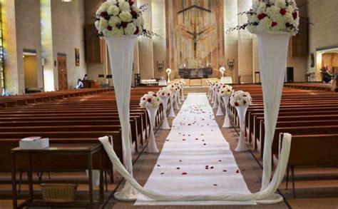 church decorations pictures 25 church wedding decorations ideas wohh wedding